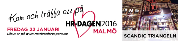 Banner HR2016 Malmö.indd